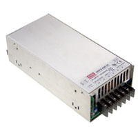 View HRPG-600-5: AC to DC Power Supply 600W Single Output with PFC Function