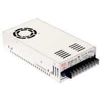 View SP-320-3.3: AC to DC Power Supply 181.5W Single Output with PFC Function