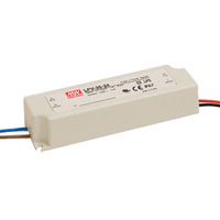 View LPV-35-24: LPV-35 36W Single Output Switching LED Power Supply