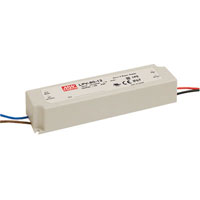 View LPV-60-15: LPV-60 60W Single Output Switching LED Power Supply