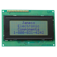 View UC-16401 (SAMSUNG): Parallel LCD Display Characters X Lines: 16 X 4