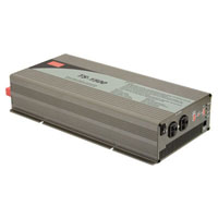 View TS-1500-124A: TS-1500 1500W True Sine Wave DC-AC Power Inverter (DC-to-AC)