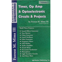 View ISBN 0945053290: Timer Op Amp & Optoelectronic Circuits & Projects by Forrest Mims III