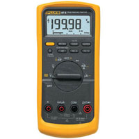 View FLUKE-87-5: True RMS Digital Multimeter with Built-in Thermometer