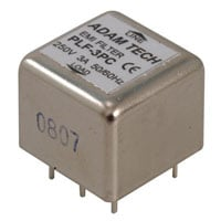 View PLF-3PC: EMI/Rfi Power Line Filter Compact Space and Cost Effective
