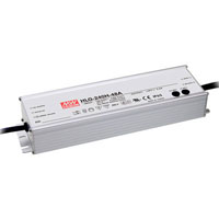 View HLG-240H-54: 240.3W Single Output Switching LED Power Supply
