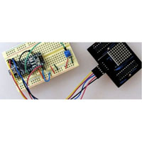 View KIT-CS6-LED MATRIX: Circuit Skills: LED Matrix Kit (Optoelectronic)