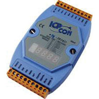 View I-7016: 4 Wire Strain Gauge Input Data Acquisition Module with 2 AI