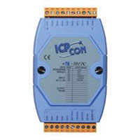 View I-7017C: Analog Input Data Acquisition Module with 8 AI Channels