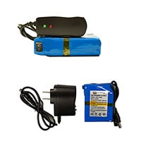 View LBP-124500: 12V Lithium-Ion Rechargeable Battery Set