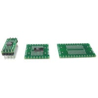 View 204-0004-01: Ez 1.27MM Pitch SOIC to DIP Adapter (Proto Boards)