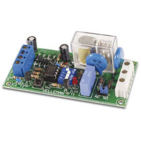 View K8015: Multifunction Relay Switch Kit Total Solder Points: 85