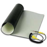View AS5: Anti-Static MAT with Ground Cable / 19.7 Inch X 23.6 Inch (Tools)