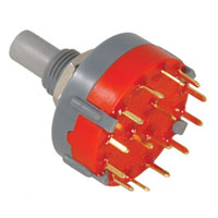 View A30403RNCBE: A-Series Rotary Switch