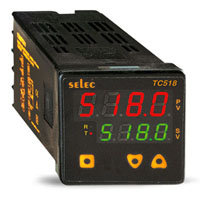 View TC518-CU: Basic PID Temperature Controller High Performance