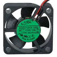 View AD0312DX-G50(GL): 12 Volt DC Brushless Fan