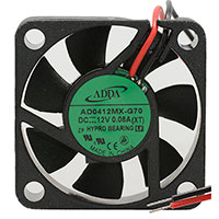 View AD0412MX-G70: 12 Volt DC Brushless Fan