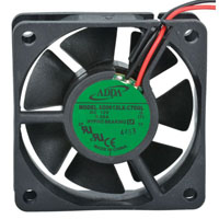 View AD0612LS-C70(GL): AD 12 Volt DC Brushless Fan
