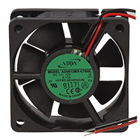 View AD0612MX-C70GL: AD 12 Volt DC Brushless Fan