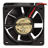 View AD0624MB-C70GL: AD 24 Volt DC Brushless Fan