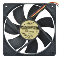 View AD1212MB-A78GL: 12 Volt 120MM DC Brushless Fan