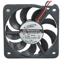 View AD4505HB-K90: 5VDC 9.5CFM Ball DC Fan with 5 Inch Leads 45 X 45 X 6 MM