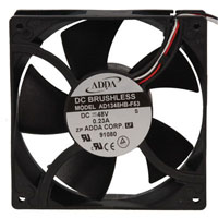 View AD1348HB-F53: 48 Volt DC Brushless Fan