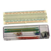 View PROTO KIT: Breadboard with 70 Piece Jumper Wire Kit