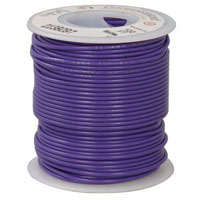 View 818-7: 100 Foot Reel Dual Rated Stranded Hook-Up Wire