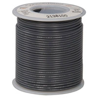 View 818-8: 100 Foot Reel Dual Rated Stranded Hook-Up Wire