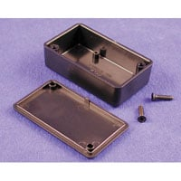 View 1551GBK: ABS Plastic Enclosures