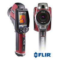 View FLIR I40: Lightweight Infrared Thermal Imaging Camera