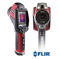 View FLIR E50: Lightweight Infrared Thermal Imaging Camera