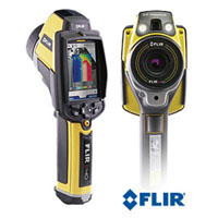 View FLIR B40: Lightweight Infrared Thermal Imaging Camera
