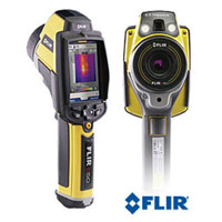 View FLIR B50: Lightweight Infrared Thermal Imaging Camera