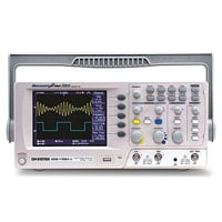 View GDS-1152A-U: 150MHZ 2 Channel Digital Storage Oscilloscope