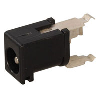 View J25M: Connector Power Jack 2.5MM Male 2.5 X 5.5 Mm Male