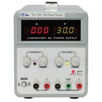 View PS-1305: 150W Single Output AC/DC Switching Benchtop Power Supply