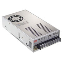 View SE-350-12: SE-350 348W Regulated Single Output Power Supply