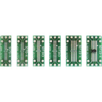 View 204-0003-01: Ez SOIC to DIP Adapter Row of Headers