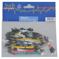View RS002C: Jumper Wires Premium M/M F/F Pack of 140