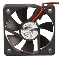 View AD0505MB-G70: 5 Volt 50MM DC Cooling Fan Rated Voltage: 5.0VDC