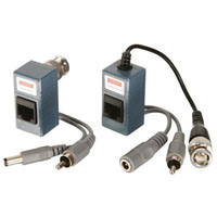 View CV035: Video/Audio/Power Balun -Pair (Video Distribution Modules)