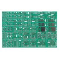 View B502: Surface Mount Proto Board with Multiple Patterns