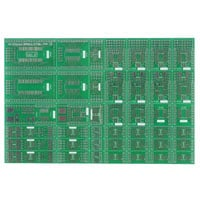 View B505: Surface Mount Proto Board SOIC