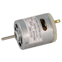 View MD3BN-14280-R/51: 12 Volt @ 0.268 Amp 5260 RPM DC Motor