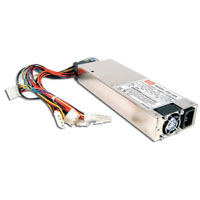 View IPC-300A: 300 Watt Industrial 1U ATX 12V/P4 PC Power Supply