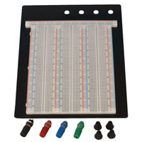 View BB-3T5D: 2390 Point Solderless Breadboard