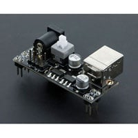 View DFR0140: Breadboard Voltage Regulator -5V/3.3V (Power Supplies)