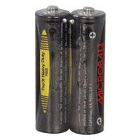 View R6S: Heavy Duty 1.5V AA Battery